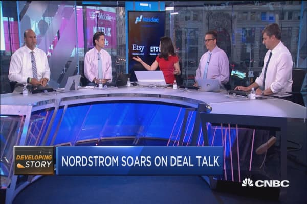 Nordstrom is looking to go private, here's what that could mean for retail