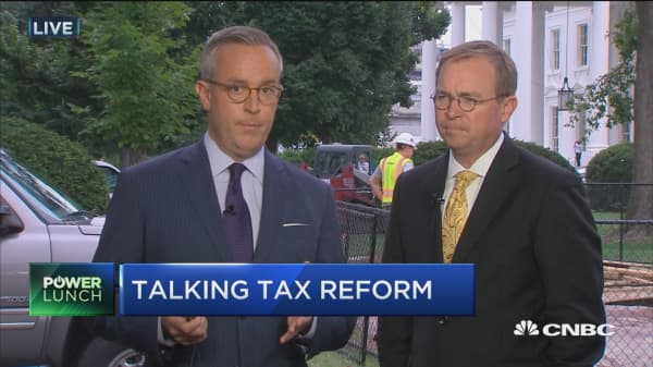 The full interview with OMB Director Mick Mulvaney