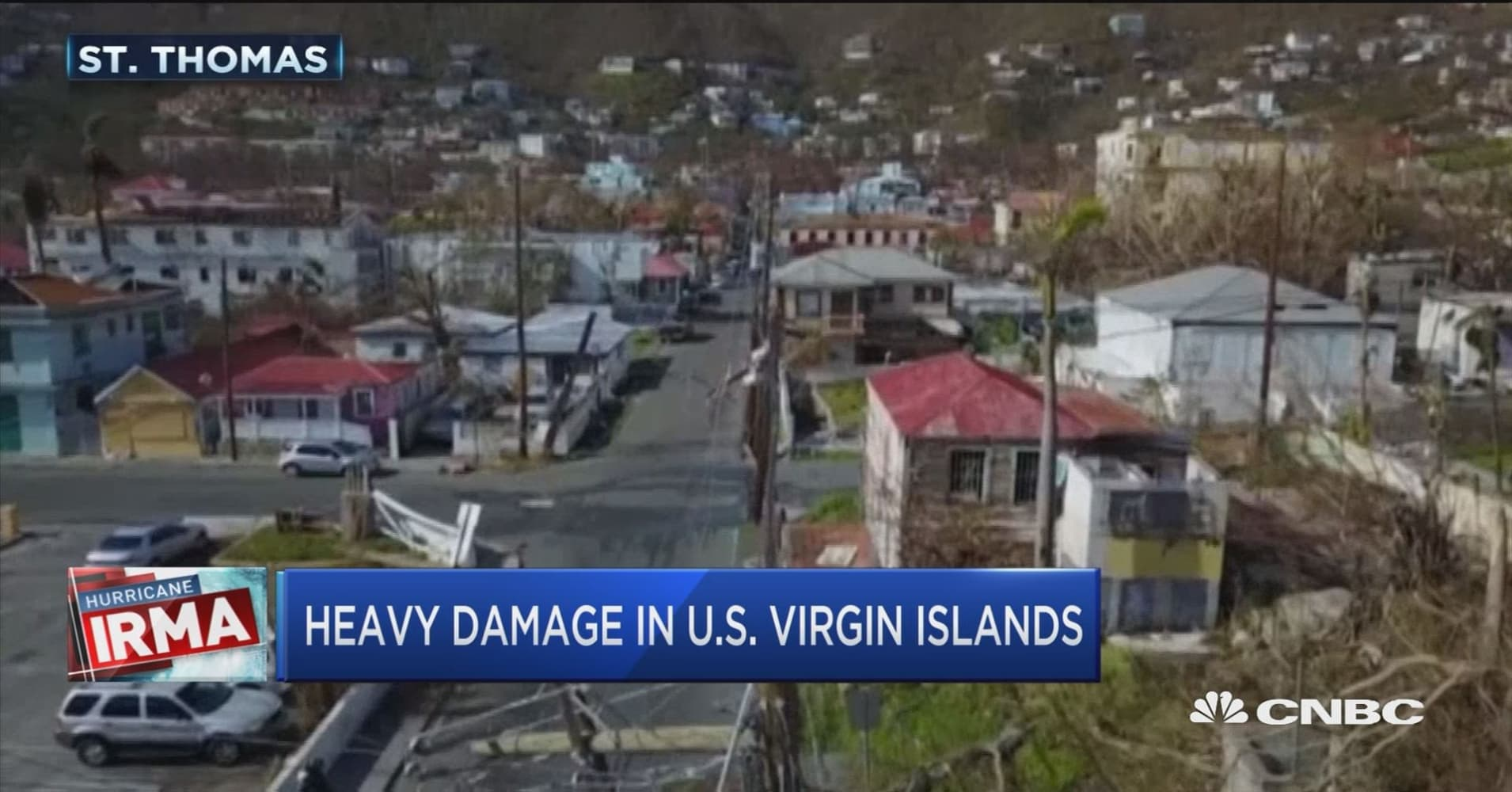 US Virgin Islands Governor Federal Aid Is Here But We Need More Help - Mental health needed in us virgin islands on a map
