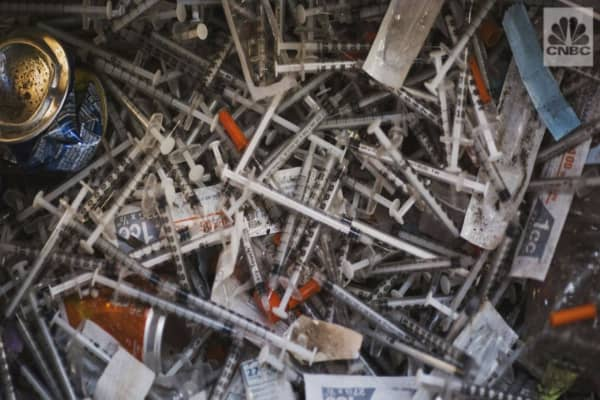 Your medicine cabinet could be contributing to the opioid epidemic