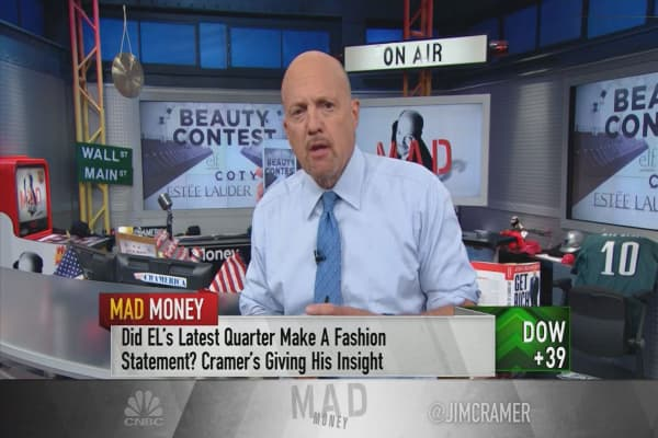 Cramer reflects on 3 beauty stocks prime for playing the