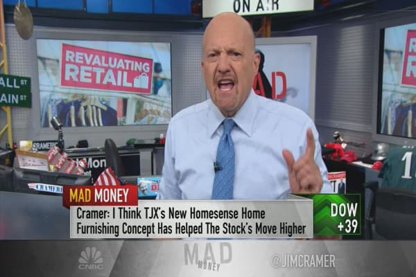 Cramer: How Nordstrom going private made Wall Street revalue all of retail