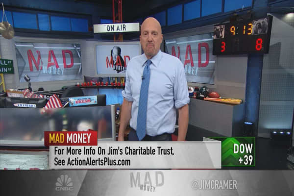 Apple stock & the differences between trading & investing