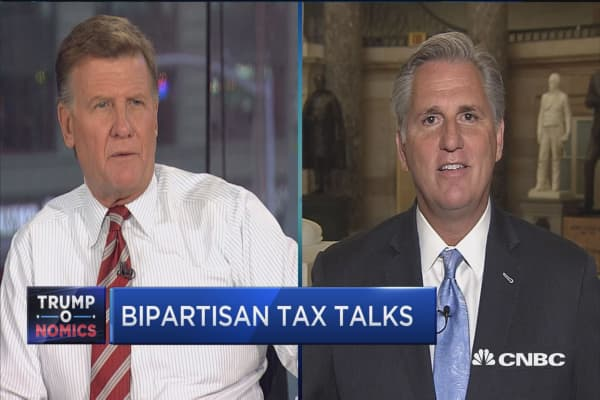 Kevin McCarthy: We need to repatriate trillions of tax dollars