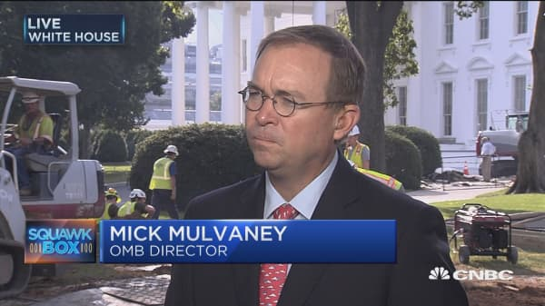 Mick Mulvaney: There was no final deal on DACA, Trump still pushing the wall