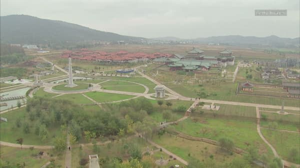 North Korea faces food shortages