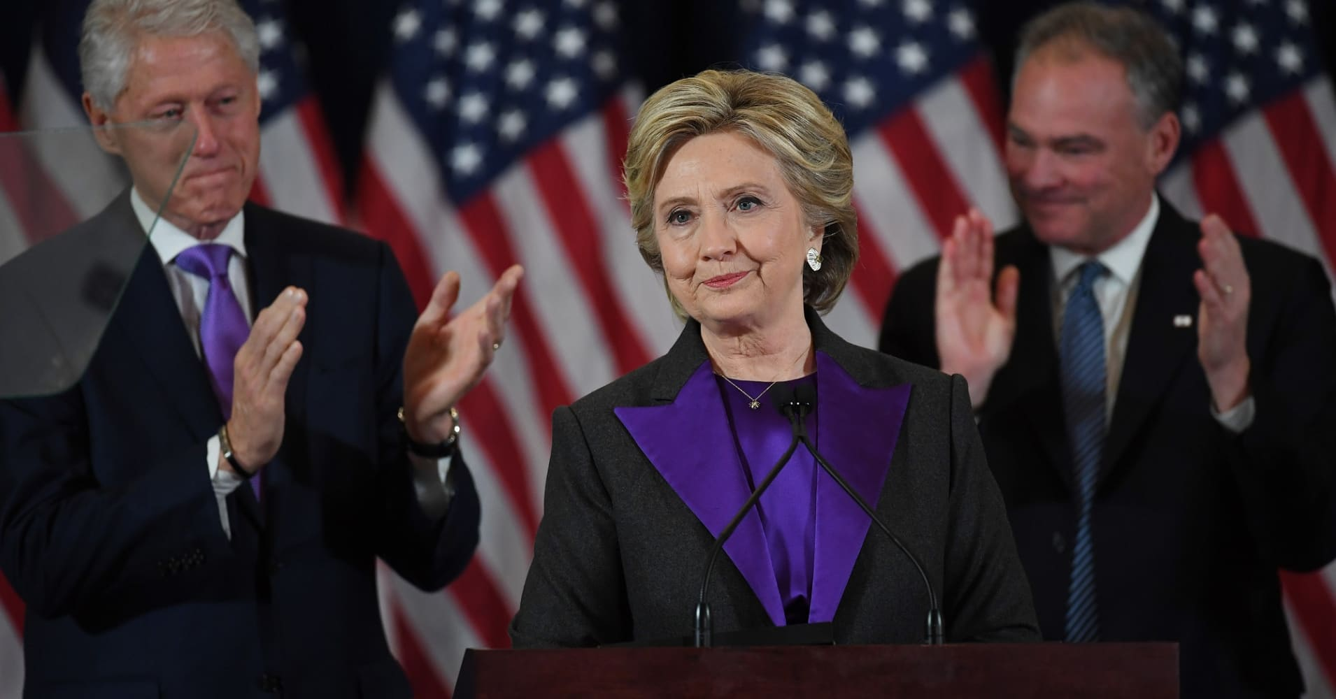 Hillary Clinton Discusses Why She Wears Pantsuits In What