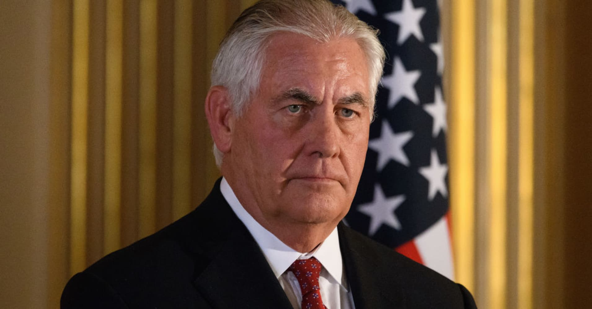 Secretary of State Rex Tillerson calls on 'all nations to take new measures' against North Korea