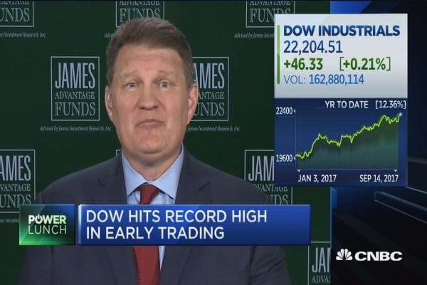 Market not pricing in a lot of progress on tax reform: QS Investors' Mike Labella