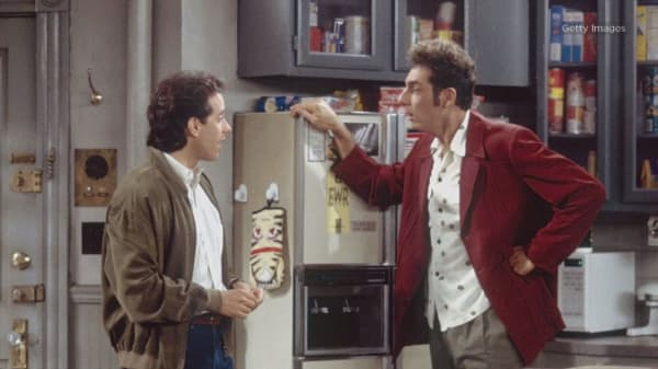 Welcome to the 'Seinfeld market'