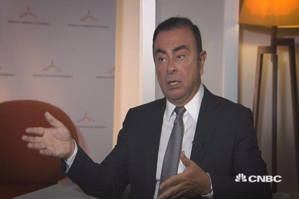 Renault-Nissan and Mitsubishi synergies to reach more than 10 billion euros