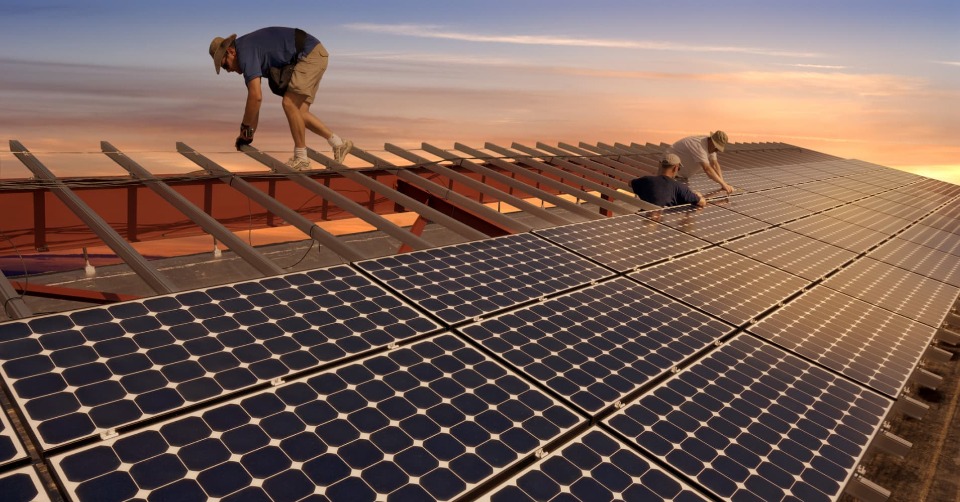 "Solar installations are growing faster than people realize, says panel maker: ""Now, around the world, solar energy costs about 8 cents a kilowatt hour. That's down 70% since 2010, and those costs are going to continue to come down as we develop the technology."""
