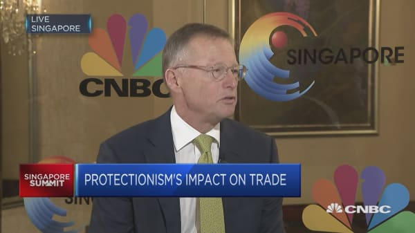 Maersk taking 'the right steps' forward, former CEO says