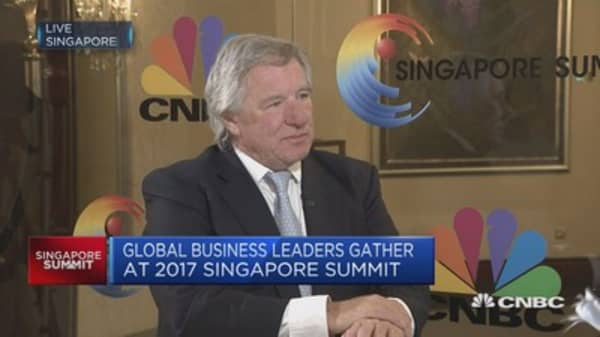 Standard Life Aberdeen CEO: Ignore North Korea for now