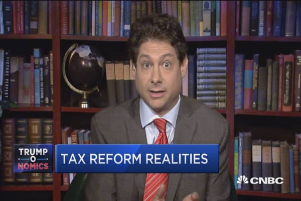 Tax reform has to be bipartisan: Brookings Instiution's Aaron Klein