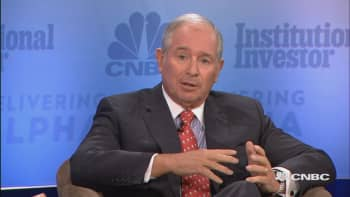 One on One with Stephen Schwarzman