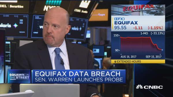 Dems introduce new Equifax bill after massive data breach