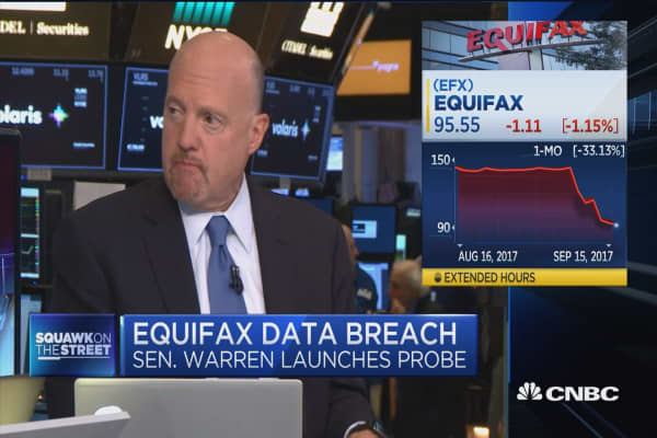 Dems introduce new Equifax bill after massive data breach
