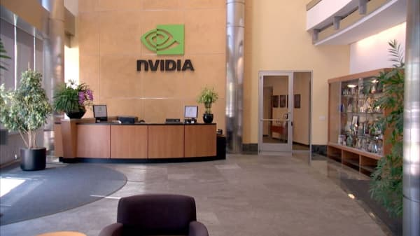 Red-hot Nvidia gets its most bullish Wall Street call yet due to A.I.