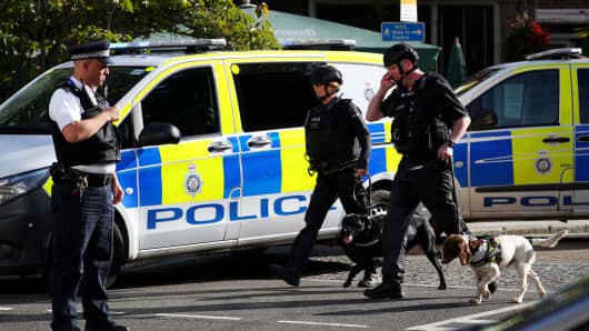 UK terror threat increased to highest possible level