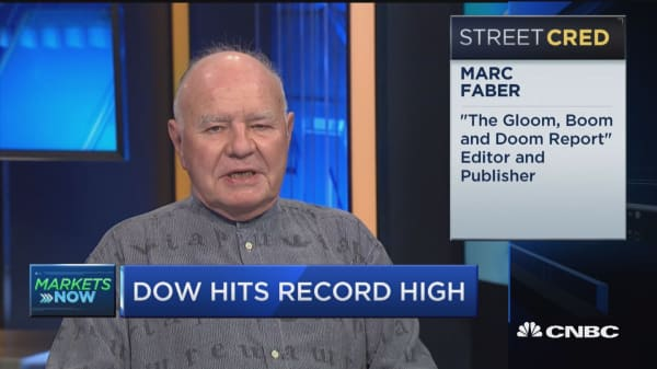 Marc Faber: Better value in Asia and European markets than US