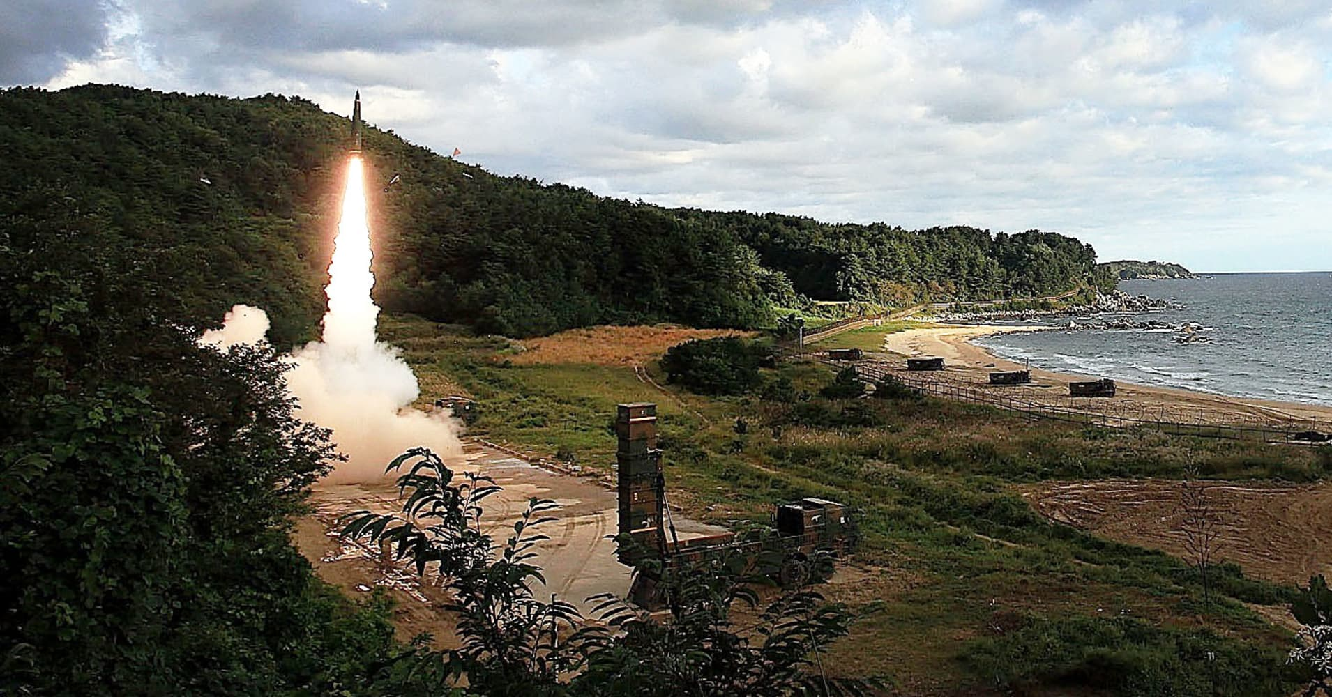 Embarrassing failure of 'key' ballistic missile by Seoul raises questions of readiness
