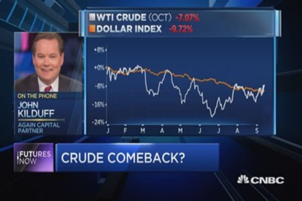 John Kilduff says this is what crude will do next
