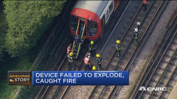 UK terror alert level remains severe