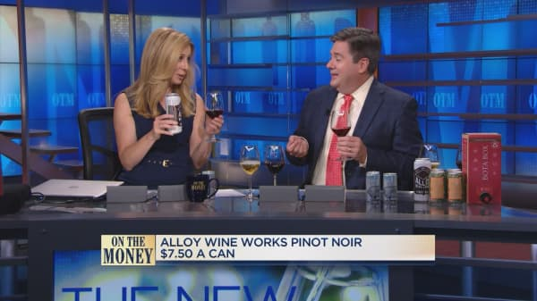 Wine in new bottles