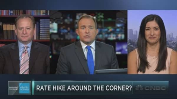 Fed hike around the corner?
