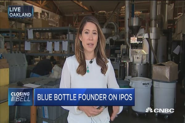Blue Bottle CEO: Selling to Nestle was a way to gain security