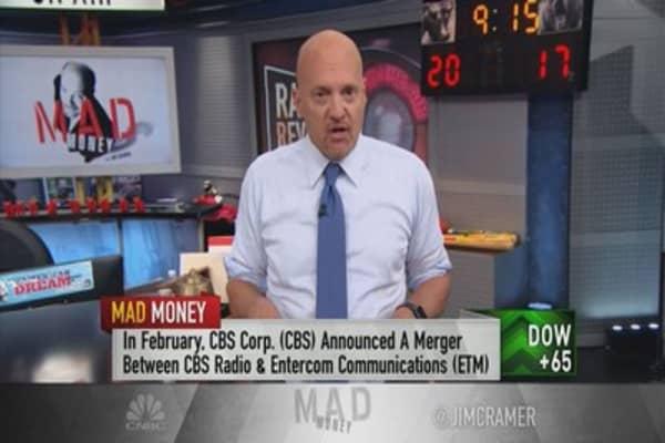 Market's wrong about CBS-Entercom merger