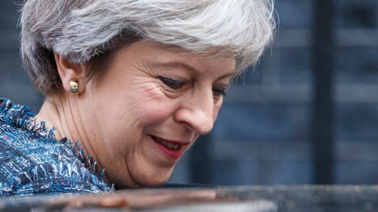 UK's May Set to Reveal Most Details Yet on Brexit Proposals