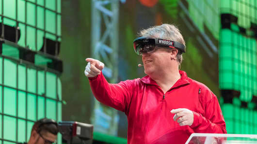 Robert Scoble, partner at Transformation Group