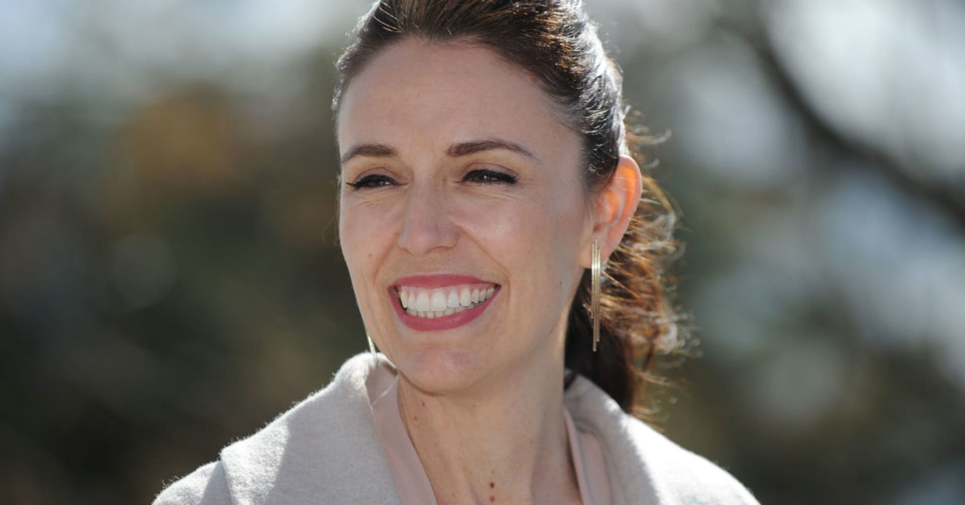 New Zealand PM set to be only the second world leader to give birth while in office