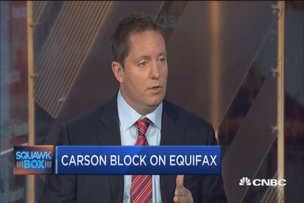 Muddy Waters' Caron Block: I'm suing Equixfax and here's why...