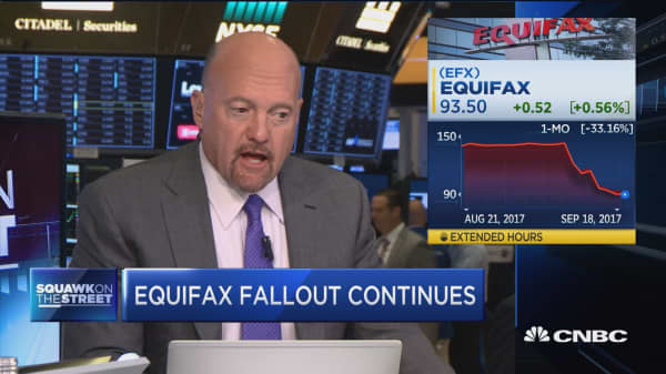 Equifax fallout continues as top executives depart