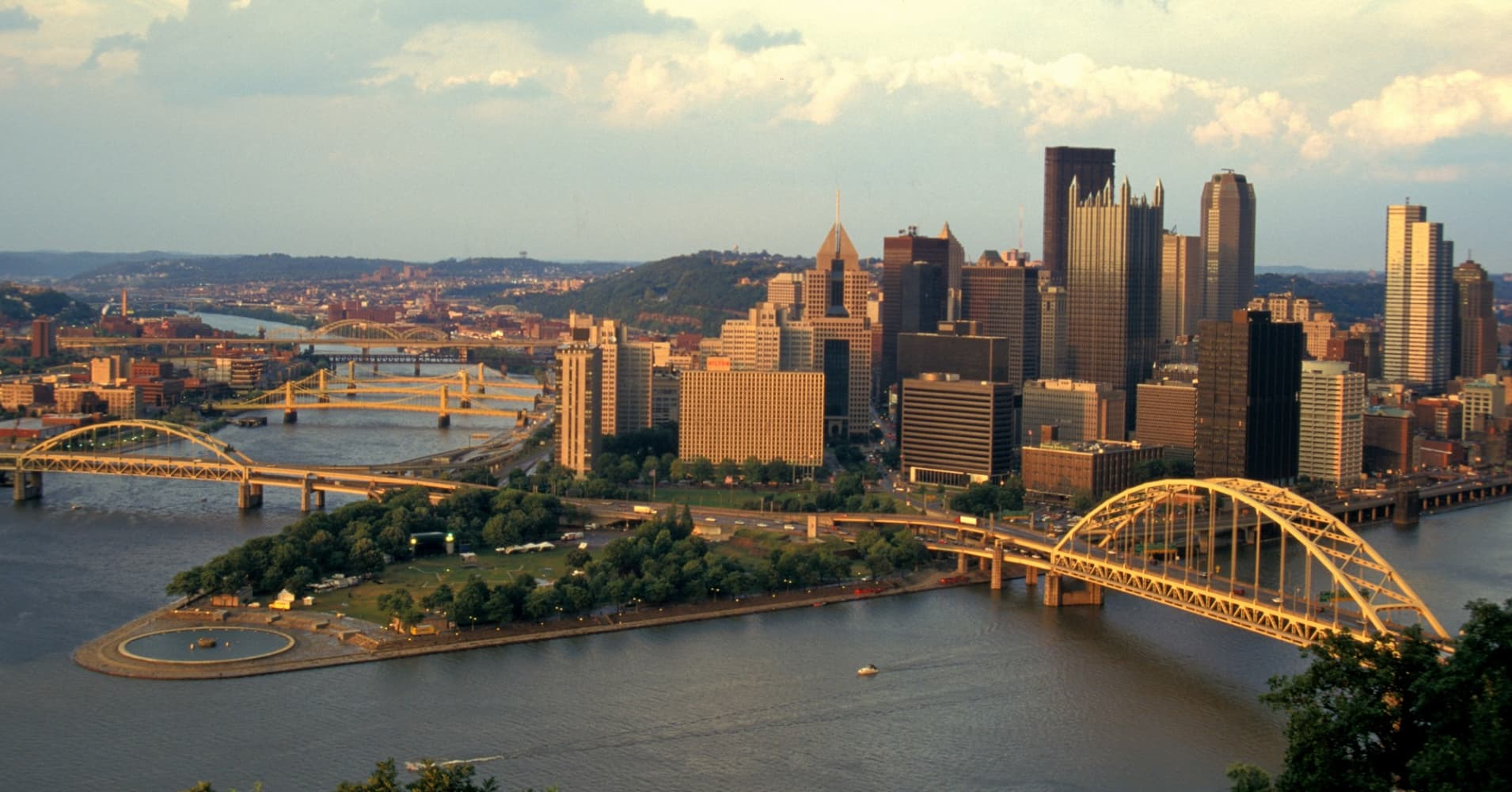 Pittsburgh, Pa. is the No. 1 city for millennials according to the report