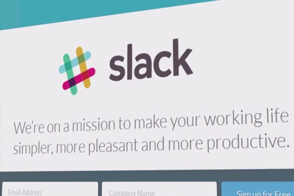 Slack is now worth over $5 billion