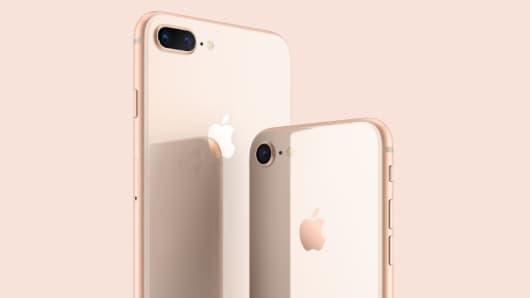 Handout: iPhone 8 Plus