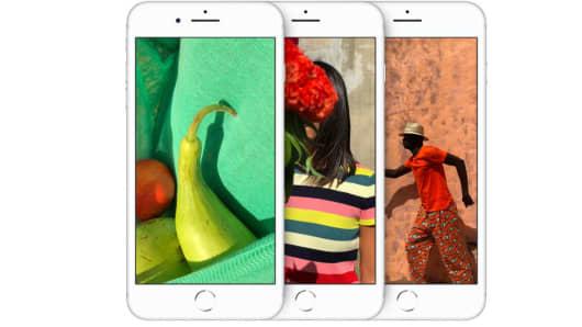Handout: iPhone 8 Plus 5