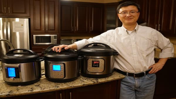 Instant Pot CEO shares the secret ingredient to the company's success on Amazon