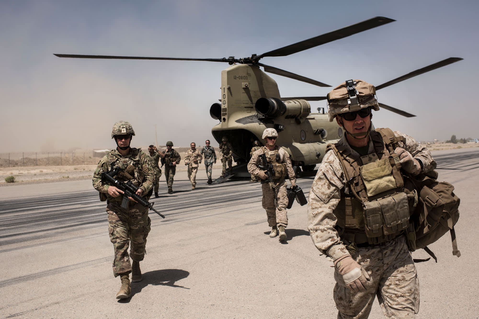 Us Service Members Face Big Changes To Retirement Plan