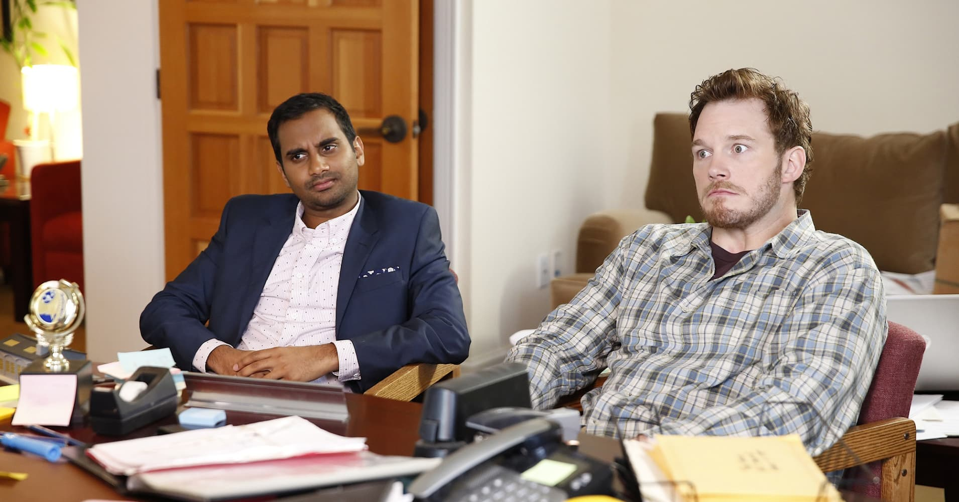 "NBC's ""Parks and Recreation"""