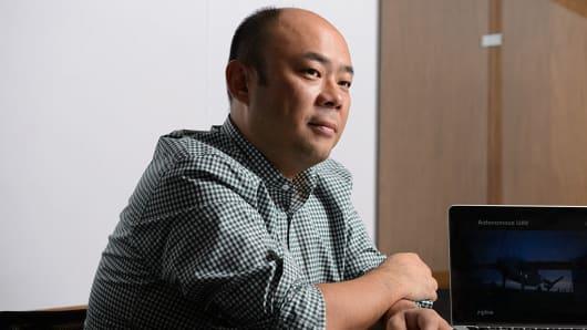Taizo Son, CEO at Japanese venture capital firm Mistletoe