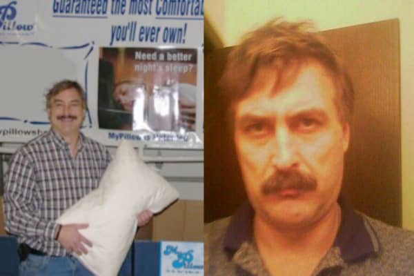 CEO Mike Lindell was on crack for years when he came up with the idea for MyPillow