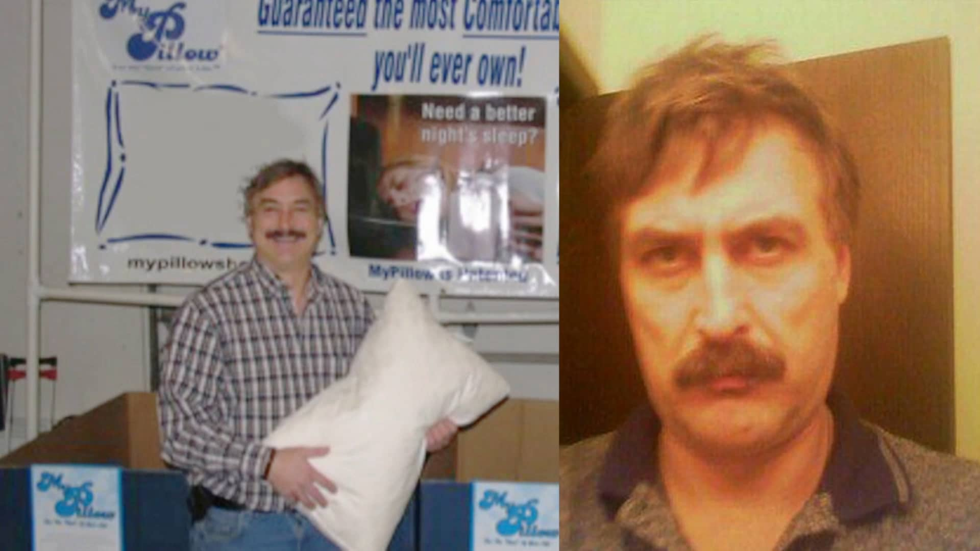 My Pillow Factory how mypillow founder went from addict to self made millionaire
