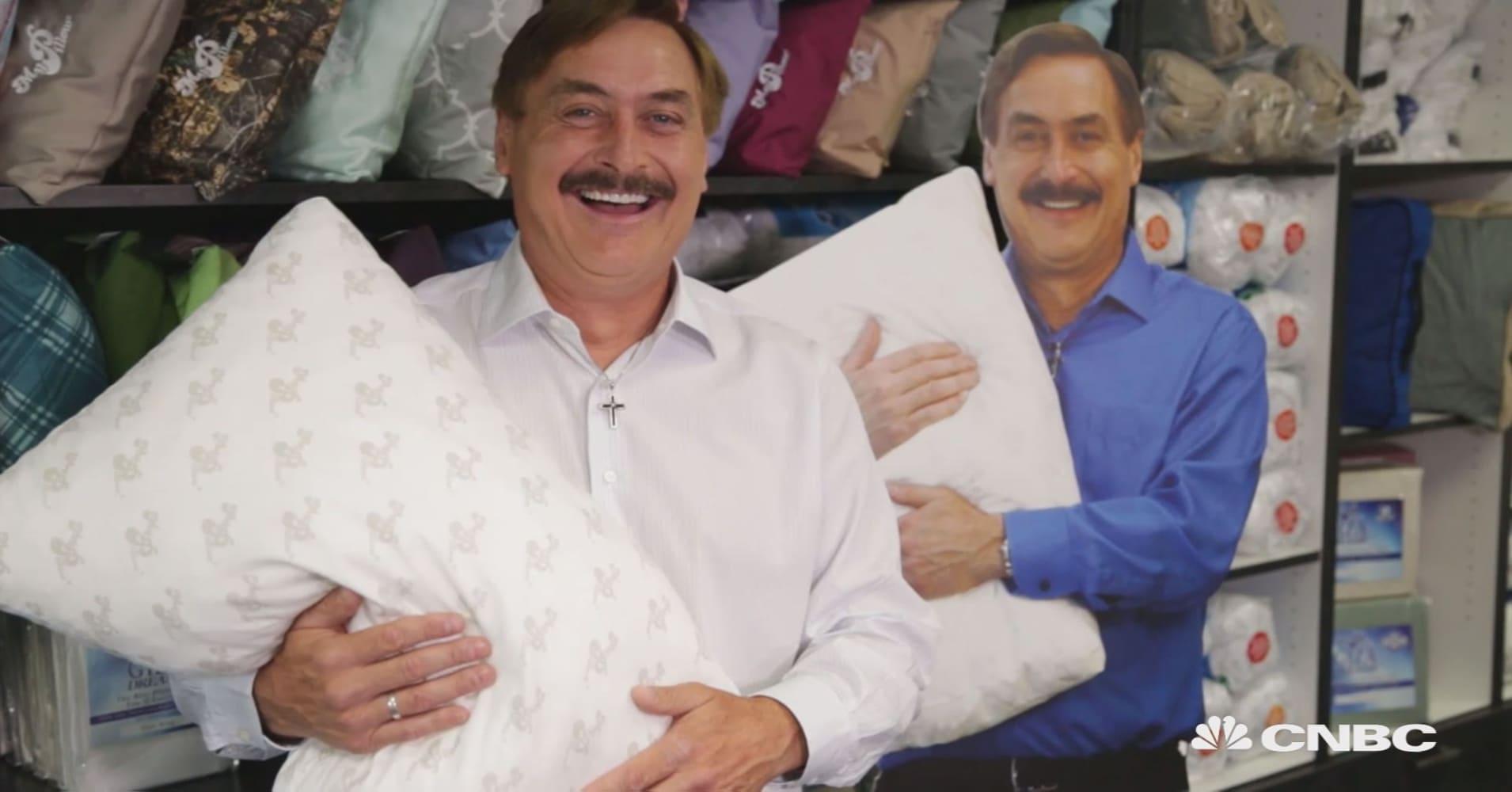 My pillow settlement checks