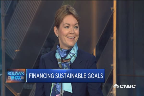 Finance 'kicking' global sustainable goals into higher gear: UN Global Compact's Lise Kingo