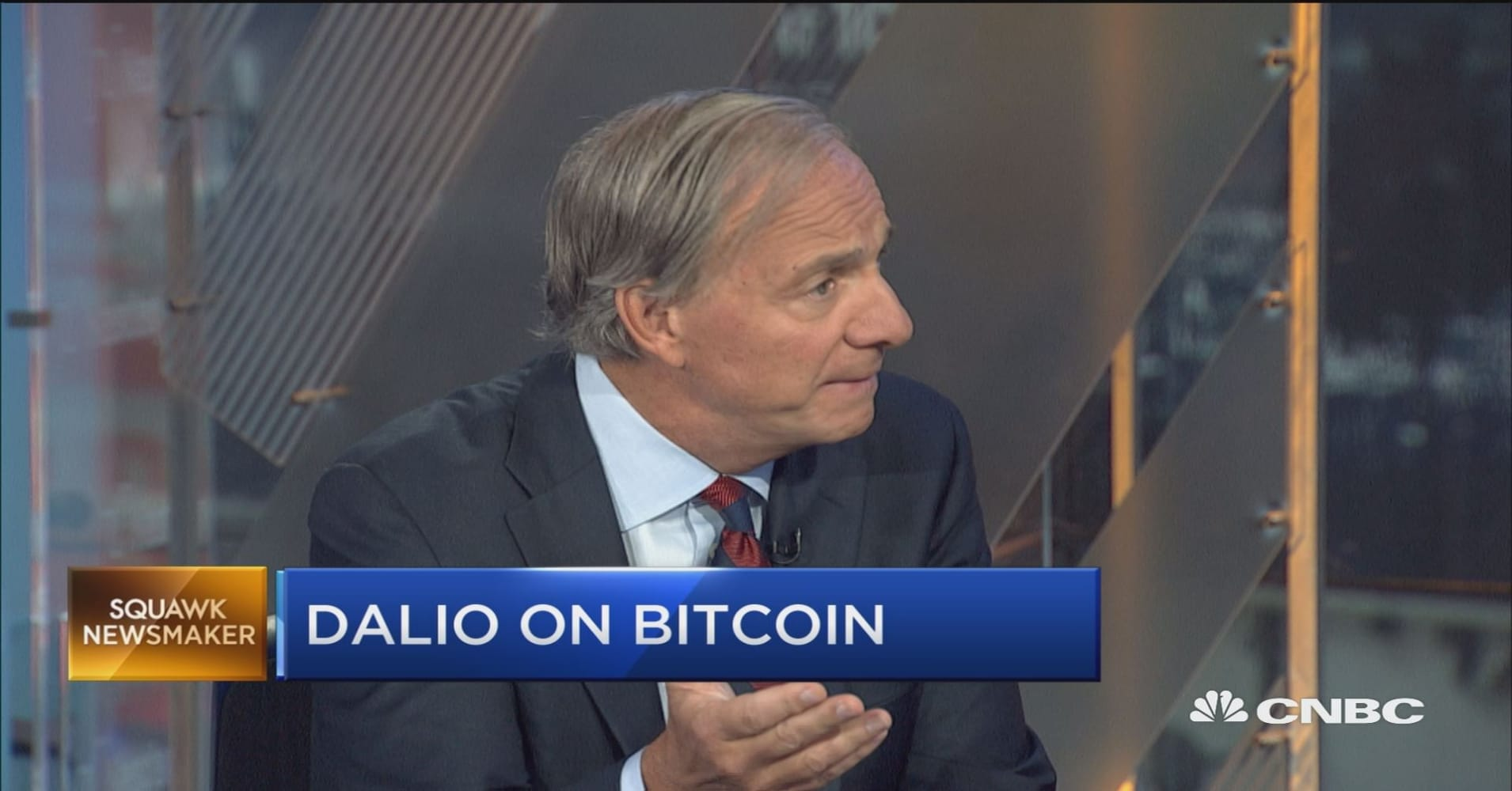Bitcoin Is A Bubble but Gold Is Money Says World's Biggest Hedge Fund Manager Bitcoin Is A Bubble but Gold Is Money Says World's Biggest Hedge Fund Manager 104718262 3ED1 SB DalioBitcoin 091917
